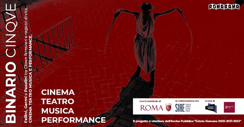 Per il sito web www.romarama.it altre immagini relative ai singoli appuntamenti, in formato jpg, orientamento orizzontale, dimensioni 800x418 px 72dpi
